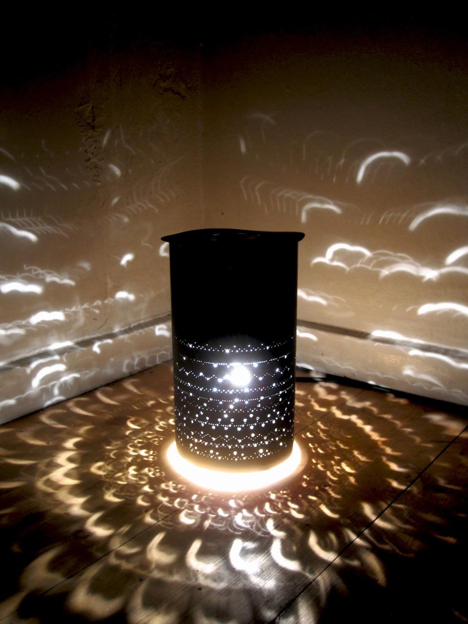 Solhorn Lampe
